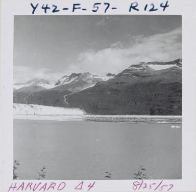 Harvard Glacier, Alaska