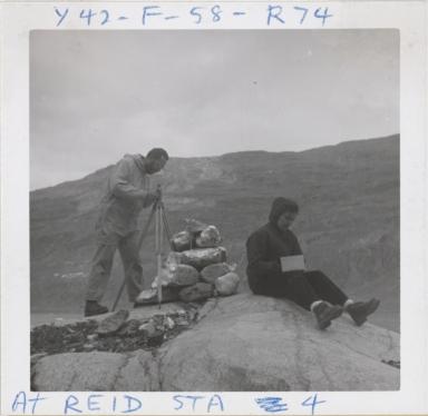Reid Station 4, Alaska