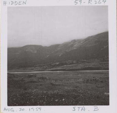 Hidden Glacier, Yakutat, Alaska