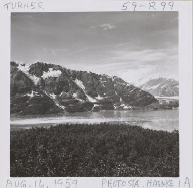 Turner Glacier, Alaska