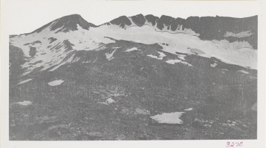 Goddard Glacier, California