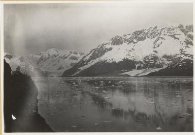 Penniman Glacier, Alaska