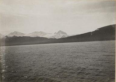 Unknown glacier, Kukak Bay, Alaska