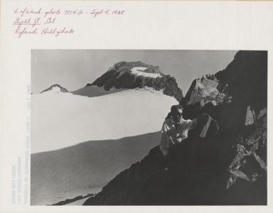 Lyell Glacier, California