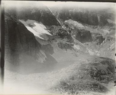 Unknown glacier, Colorado