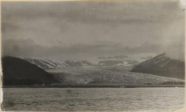 Norris Glacier, Alaska