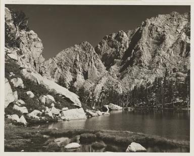 Mirror Lake, California