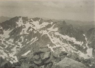 Unknown glacier, Big Agnes Mountain, Colorado