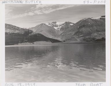 Butler Glacier, Alaska