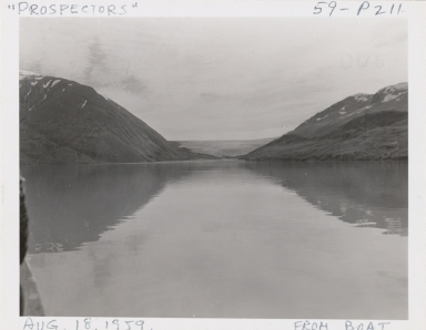 West Nunatak Glacier, Alaska