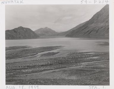 Nunatak Fiord, Alaska