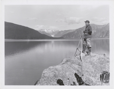 Portrait of William O. Field, Alaska