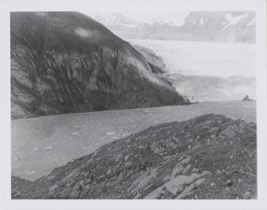 Riggs Glacier, Alaska