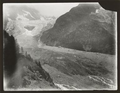 Brenva Glacier, Italy