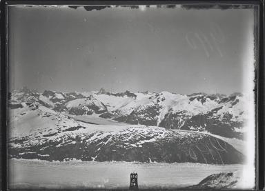 Baird Glacier, from North Thomas Bay station, Alaska