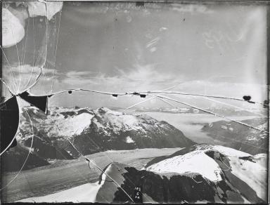 Baird Glacier, from Angle 76 station, Alaska