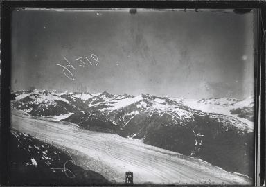 Baird Glacier, from Scenery Cove station No. 1, Alaska