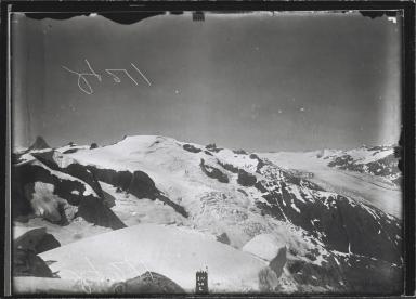 Baird Glacier, from Scenery Cove No. 1 station, Alaska