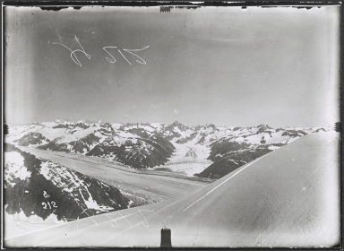 Baird Glacier, from Scenery Cove No. 2 station, Alaska