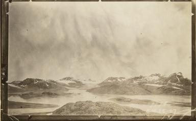Charpentier Glacier, Alaska