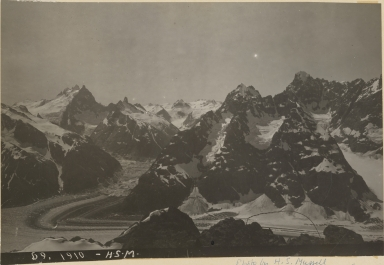 Tulsequah Glacier, British Columbia