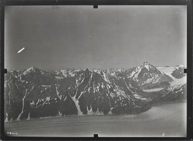 Taku Inlet from station Wright, Alaska