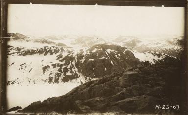 Hugh Miller Glacier, Alaska