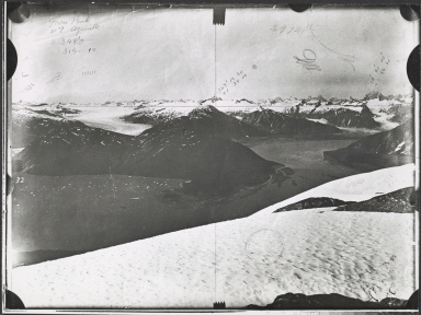 Taku Inlet from station 7, Alaska