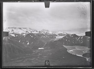 Unknown glacier, District Outside Coast, Alaska
