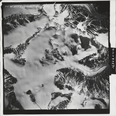 Iron Creek, aerial photograph M 826 313, Alaska