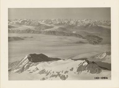 Cushing Glacier, Alaska