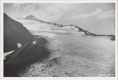 Collier Glacier, Oregon