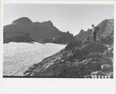 Fissure Glacier, Montana