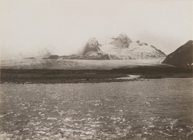 Unknown glacier, Cape Douglas, Alaska