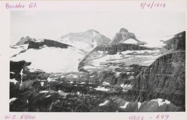 Boulder Glacier, Montana