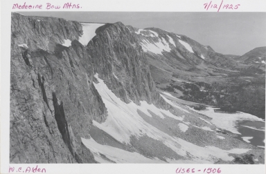 Medicine Bow Peak, Wyoming