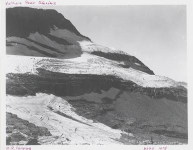 Vulture Glacier, Montana