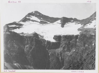Rainbow Glacier, Montana