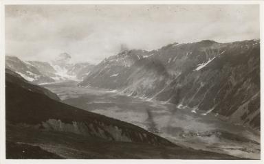 Kanikula, Little Tokichitna Glacier, Alaska