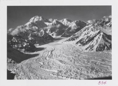 Northwest Fork Ruth Glacier, Alaska