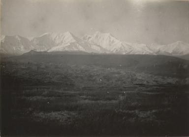 Probably Trident Glacier, Alaska