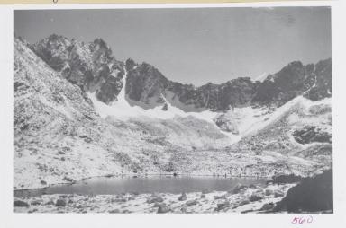 Mount McGee, California