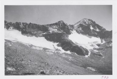 Mount Goddard, California