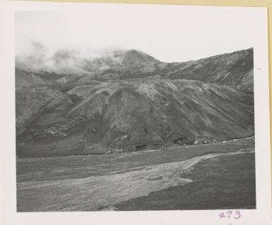 The Knife Creek Glaciers, Alaska