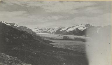 Maclaren Glacier, Alaska