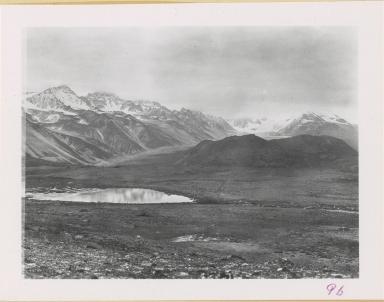 Nenana Glacier, Alaska