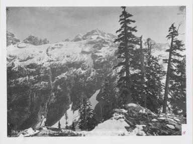 Monte Cristo, Columbia Peak, Washington