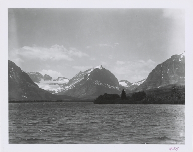 Unknown glacier, Altyn Peak, Montana