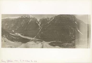 Casey Glacier, Alaska