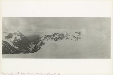 Gray Glacier, Alaska